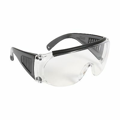 Allen Company Fit-Over Shooting Safety Glasses New