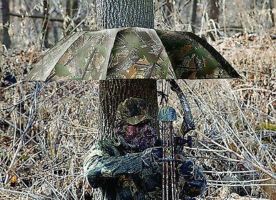 Allen Company Instant Roof Tree Stand Umbrella Oakbrush 57-Inch New