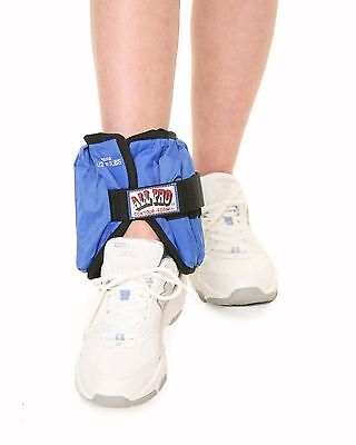 All Pro Weight Adjustable Ankle Weight 10-Pounds Single Ankle New