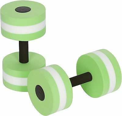 Trademark Innovations Aquatic Exercise Dumbells Set of 2 for Water Aerobi... New
