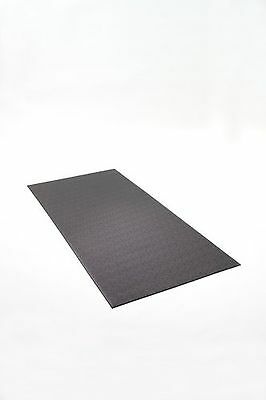 Supermats 11GS Heavy Duty P.V.C. Mat for Treadmills Ski Machine New