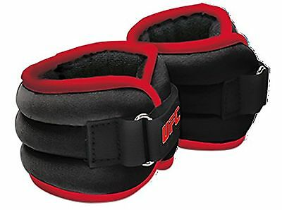 UFC 2LB Pair Ankle/Wrist Weights New