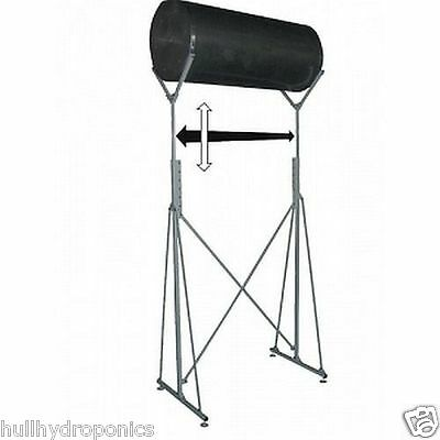 RAM Carbon Filter Stand Height Adjustable Growroom Hydroponic Rapid Air Movement