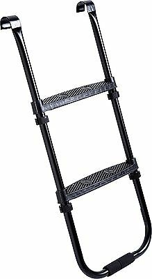 Pure Fun Trampoline Accessory: Trampoline Ladder with 2 Platform Steps New