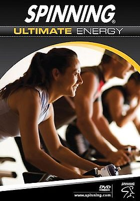 Spinning Mad Dogg Athletics Spinning Ultimate Energy DVD New