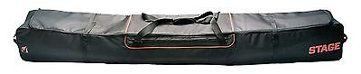 Stage Deluxe Ski Bag X-Large Black Extra Large New