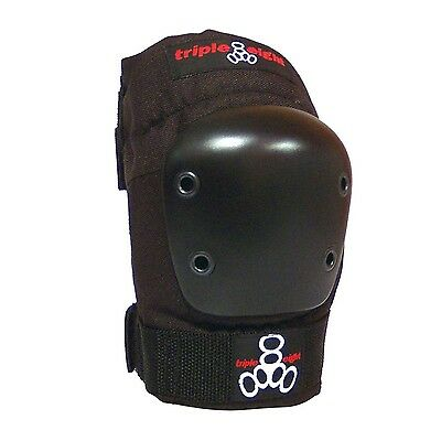Triple Eight 60089 EP 55 Elbow Pads Black Large New