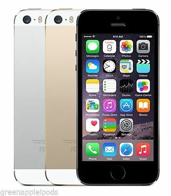 Apple iPhone 5S AT&T 16GB Smartphone with Accessories (Good Condition)