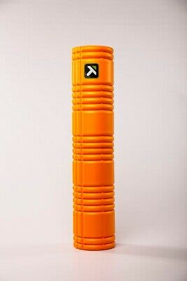Trigger Point GRID 2.0 LONG Foam Roller Fitness Physio Yoga Gym-Orange