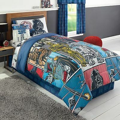 Disney's Star Wars Darth Vader Full/Queen  Reversible Comforter