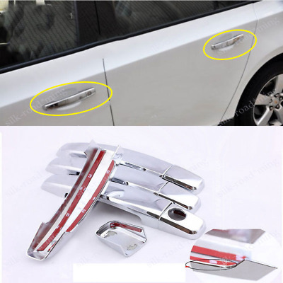 For Chevrolet Cruze 2009 - 2014 ABS Car Chrome Side Door Handle Cover Trim