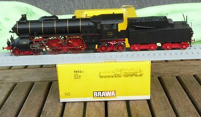 Brawa 0652 steam locomotive BR 15 001/S 2/6 the DRG Ep. 2 With DSS used