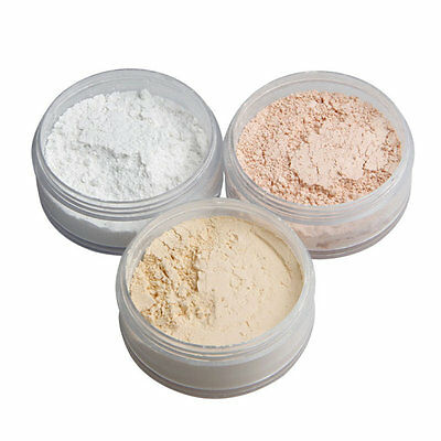 Brand Oil Control Breathable 55g Bottle Luxury Loose Powder Base Makeup AU