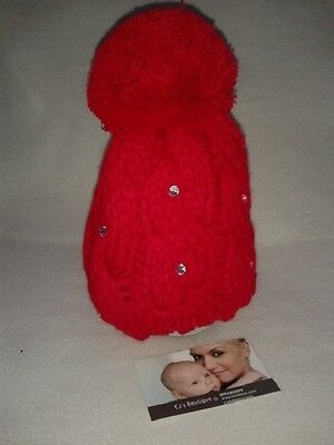 Girls Winter Hat by Sarah Louise 3 sizes available