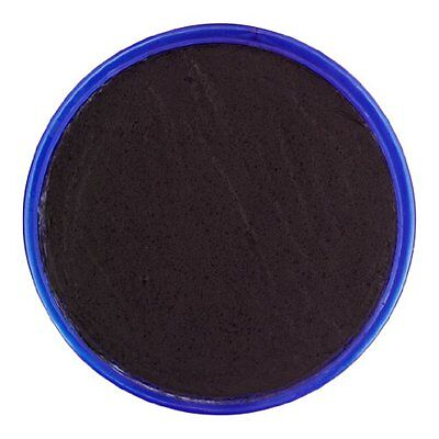 Snazaroo Classic Face and Body Paint, 18 ml, Individual Colour, Black