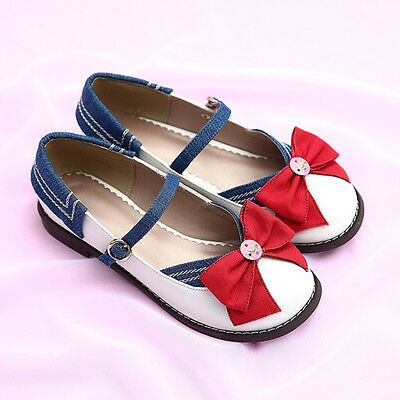 Anime Sailor Moon Teenagers girls High Heel Lolita Shoes Cosplay Cute Xmas Gifts