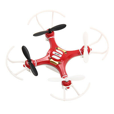 Mini Explorers RC Quadrocopter Drohne 2.4GHz 4CH 6Axis Gyro 3D Flying Rot