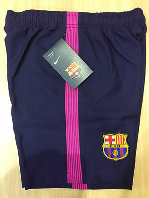 Barcelona Away Shorts - 2016/17 - ****half The  Rrp****