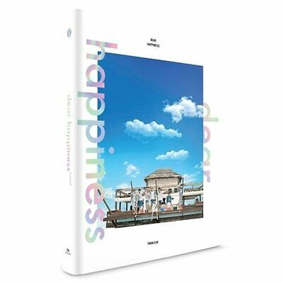 EXO - [DEAR HAPPINESS] 322 pages PhotoBook SM K-POP Sealed