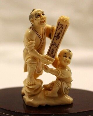 Beautiful Antique Netsuke collection