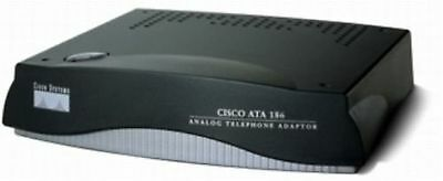Cisco VoIP phone adapter - EN - ATA186-I2-A