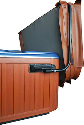 Hot Tub Cover Lifter Cover Mate I Eco Leisure Concepts Butler Spa Tubs