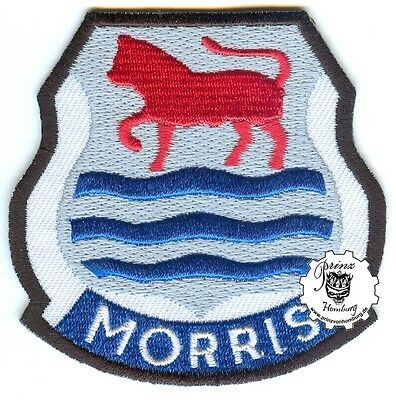 !!! MORRIS Minor Mini embroidered patch Vintage Car PATCH !!!