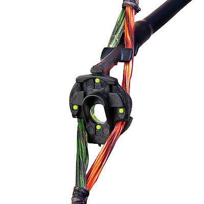"Truglo Glo-Brite Peep Sight 3/16"" Diameter Compound Archery TG79"