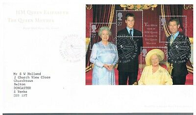 GB - First Day Covers - 1999 to 2003 - Tallents House & Special Postmarks