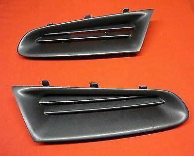 Front bumper panel grill / left&right side Renault Clio MK3