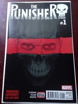 Marvel The Punisher #1 - First Print - NM