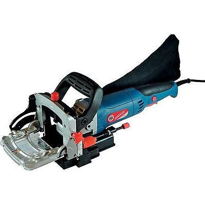 Silverline 128999 Silverstorm Biscuit Joine Electric Jointer Cutter Dust Bag900W