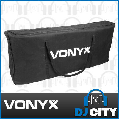 Vonyx DJ Screen-Bag Carry Bag for Mobile DJ Screen Lighting Facade