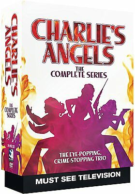 CHARLIE'S ANGELS: THE COMPLETE SERIES - DVD - Region 1 - Sealed
