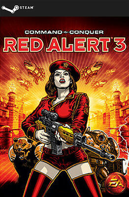 Command & Conquer Red Alert 3 (STEAM GIFT) DIGITAL
