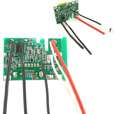 18V PCM PCB Lithium Battery Protect Circuit Module Board For Makita Drill