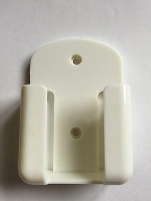 Remote Control Wall Holder Bracket Mount Cradle for most Air Conditioner Remotes
