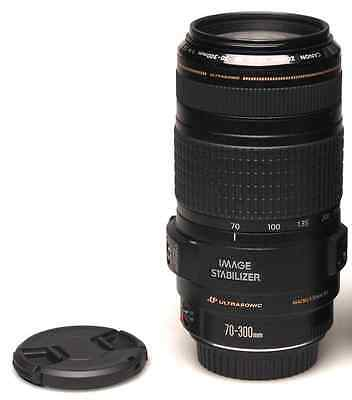 Canon EF Lens 70-300mm F4-5.6 IS USM