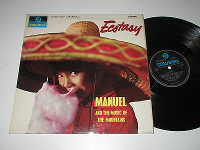 LP/MANUEL AND THE MUSIC OF THE MOUNTAINS/ECSTASY/Columbia SCX 3487 *