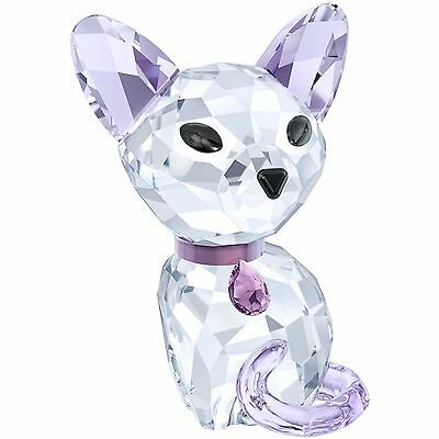 Fiona The Siamese Kitten Cat Lovlots 2016 Swarovski Crystal #5223603