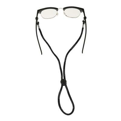Sunglass Eyeglasses Glasses Spectacle Sports Safety Holder Cord Strap Black
