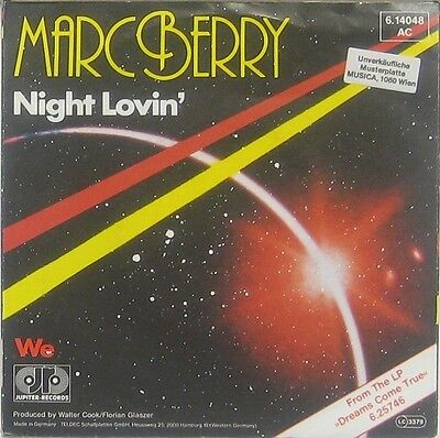 Marc Berry night lovin