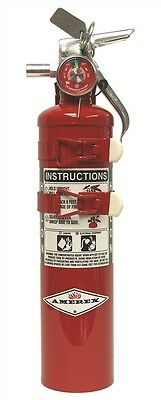 New Amerex C352TS Halon Fire Extinguisher