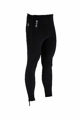 TIGHTS WARM UP FULL ZIP BLACK Running & Cross Country