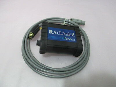 RAE Systems RRM1006, Wireless Modem, RAELink2, Raelink Smart, Lifeshirt. 416587