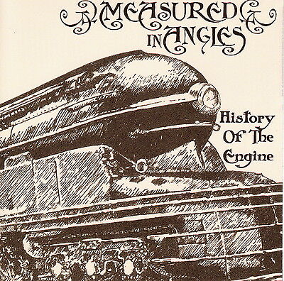 MEASURED IN ANGLES - History of the Engine (CD 2006)