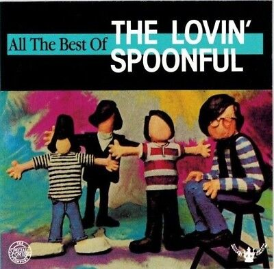 LOVIN' SPOONFUL - All the Best of the Lovin' Spoonful (CD 1988)