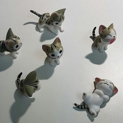 Mini Cat Figurines