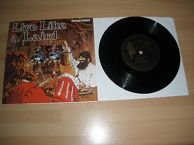 "The 100 Pipers Band 7"" Vinyl Booklet P/s Live Like A Laird Lyn 2630 Ex """
