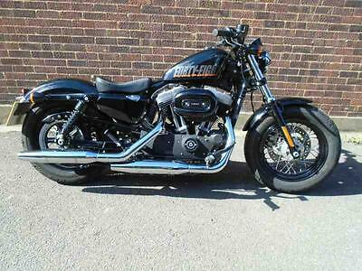 Harley-Davidson XL1200X Forty Eight 48 2015